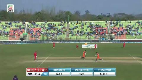 M7: ZIM v NED - Tom Cooper Innings