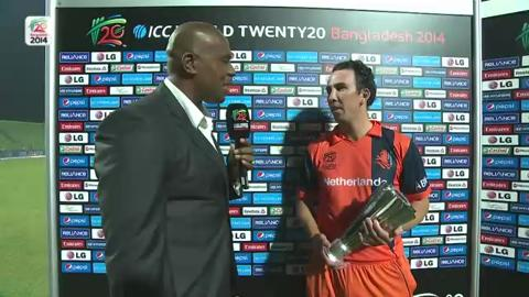 M4: UAE v NED - Tom Cooper - Man of The Match