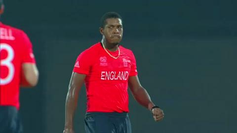 M22: ENG v SL - Sri Lanka Wickets