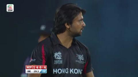 M2: Nep v HK, Hong Kong Super Sixes
