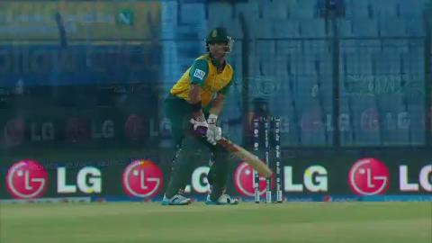 M14: SL v SA - South Africa innings Super Sixes