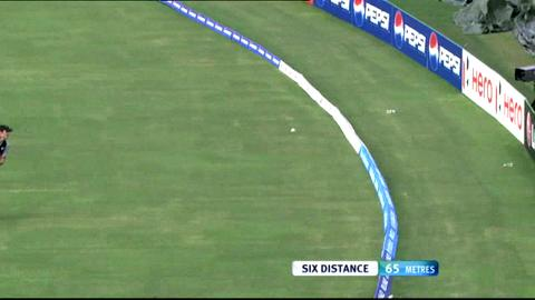 ICC T20 Dropped Catches
