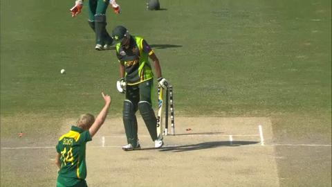 Corbin Bosch, Man of the Match, Pakistan v South Africa, ICC U19 CWC 2014 - Final