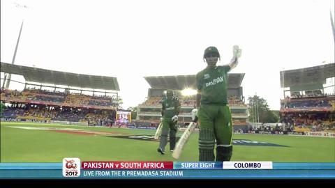 Pakistan v South Africa, WT20 2012