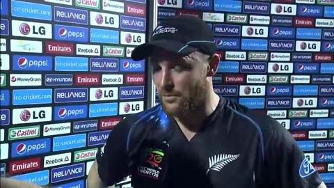 M25:  NZ v Ned - Man of The Match – Brendon McCullum
