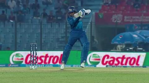 M19: SL v NED - Sri Lanka innings Super Fours