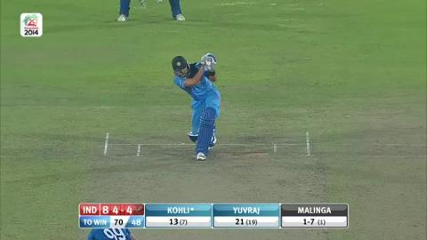 Warm-up: IND v SL - 2nd Innings - Short Highlights