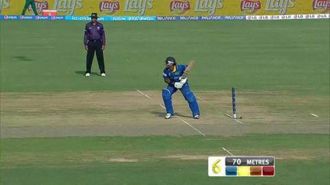 M14: SL v SA  - Sri Lanka Innings Super Sixes