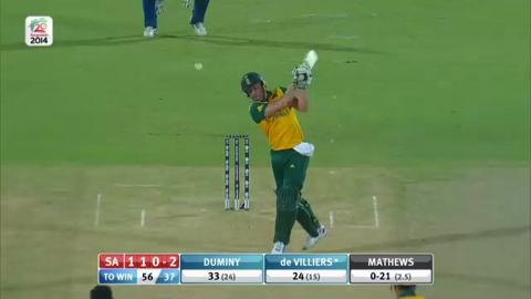 M14: SL v SA - South Africa Short Highlights