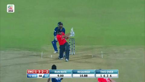 M22: ENG v SL - Man of The Match – Alex Hales