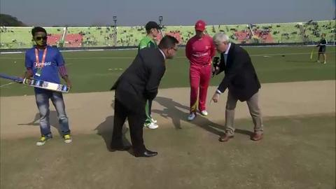 M3: ZIM v IRE - Pitch Toss Report