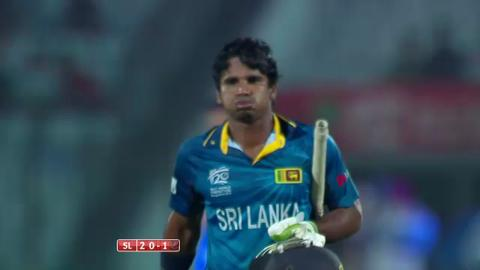 M19: SL v NED - Sri Lanka  Wickets