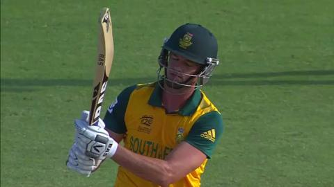 M21: SA v NED - South Africa wickets