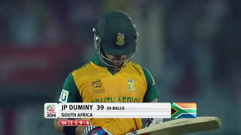 M14: SL v SA - South Africa innings Wicket