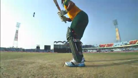 M18:  SA v NZ - Man of The Match - JP Duminy