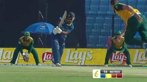 M14: SL v SA - Man of the Match - Kusal Perera