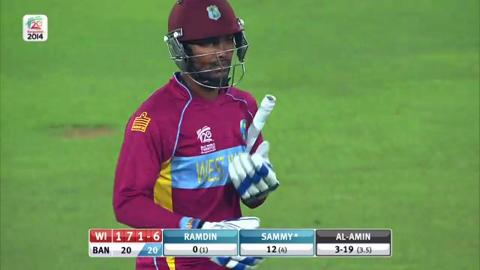 M20: Ban v WI - Full Match Highlights