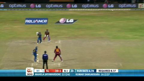 Men's Final - Sri Lanka v West Indies - Match highlights