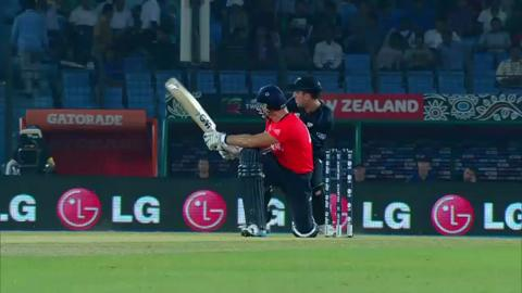 M15: ENG v NZ - Michael Lumb Innings