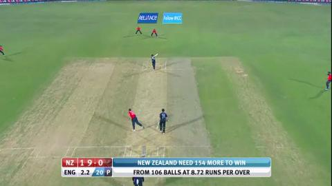 M15: ENG v NZ - New Zealand Innings Super Fours
