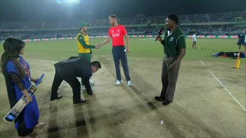 M26: ENG v SA - Pitch, Toss Report