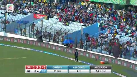 M18: SA v NZ - SA Innings Super Sixes