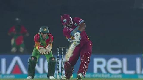 M20: BAN v WI - West Indies Super Sixes