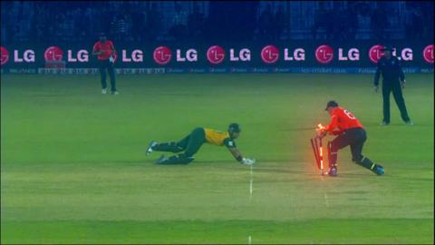 M26: ENG v SA - South Africa Innings Wickets