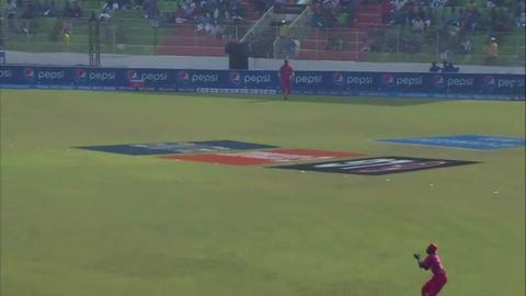 M7: ZIM v NED - Peter Borren Wicket