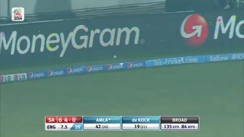 M26: ENG v SA - South Africa Innings Super Fours