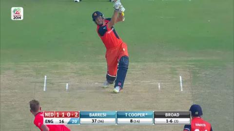 M29: Eng v Ned - Stuart Broad Bowling Package