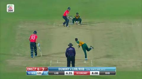 M26: ENG v SA - England Innings Short Highlights