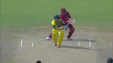SF1: Australia women v West Indies women - Jess Jonassen Wicket