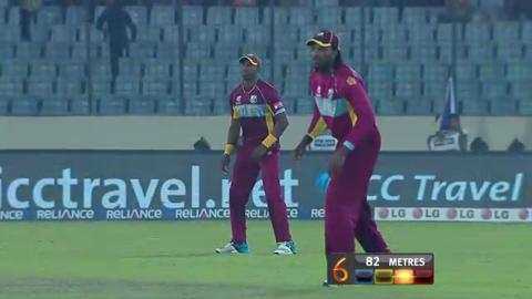 SF1: Sri Lanka v West Indies - Sri Lanka Super Six