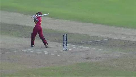 SF1: Australia women v West Indies women - Deandra Dottin Innings