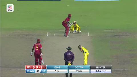 SF1: Australia women v West Indies women - Short Highlights WI innings