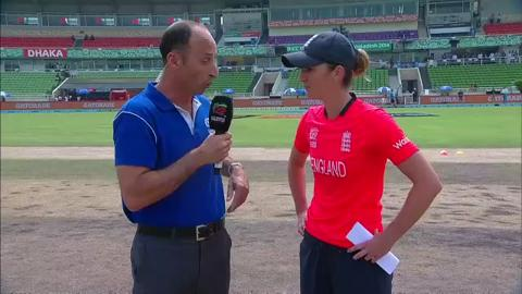 SF2: England Women v South Africa women-Toss Report