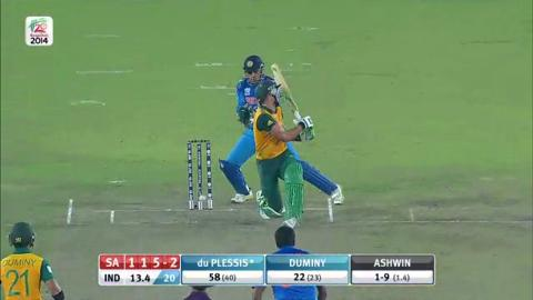 SF2: South Africa v India - South Africa Wickets