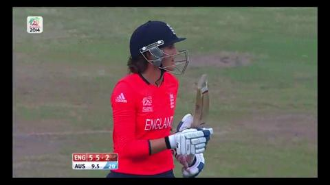 Final: Australia Women v England Women - Sarah Taylor Wicket