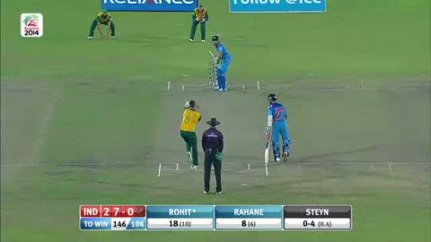 SF2: South Africa v India- India - Full Match Highlights