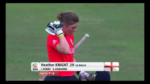 Final: Australia Women v England Women - England Wickets