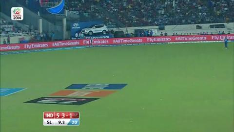Final: Ind v SL - India Innings Super Fours