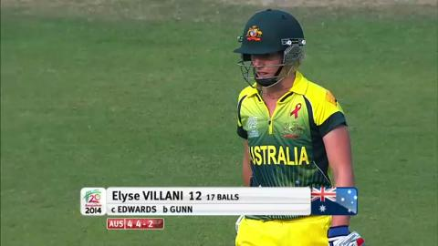 Final: Australia Women v England Women - Australia Short Highlights