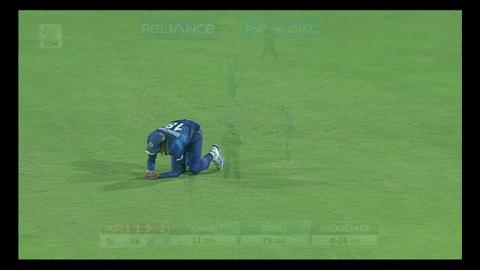 Final: Ind v SL - India Wickets
