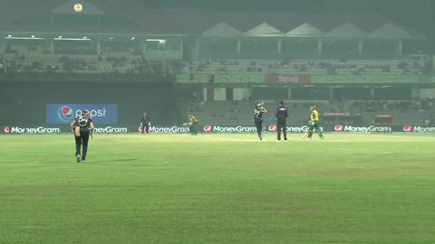 Women's World Twenty20 M18: New Zealand v South Africa Highlights