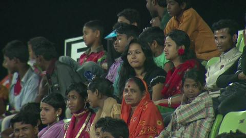 Women's World Twenty20 M4- India v SL highlights