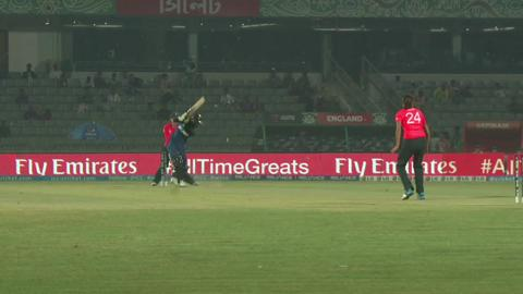 Women's World Twenty20 M16 England v Sri Lanka highlights