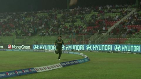 Women's World Twenty20 - M10: Pakisten v NZ highlights