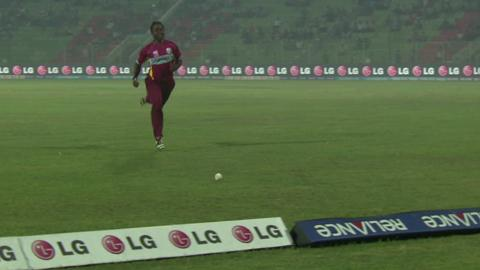 Women's World Twenty20 M12 West Indies v Sri Lanka highlights