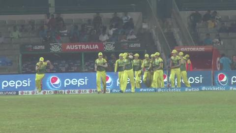Women's World Twenty20 M14 Aus v Pak highlights